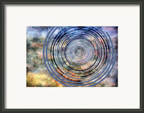 Free From Space And Time Framed Print By Angelina Vick