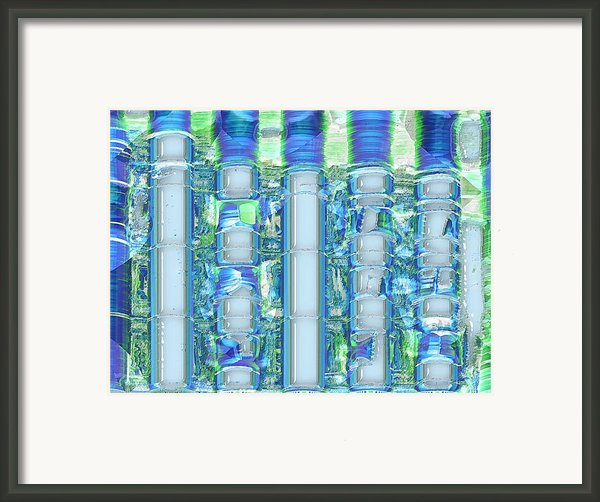 Freeze Warning Framed Print By Wendy J St Christopher