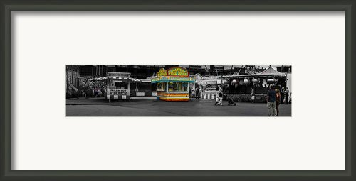 Fried Dough Framed Print By Bob Orsillo