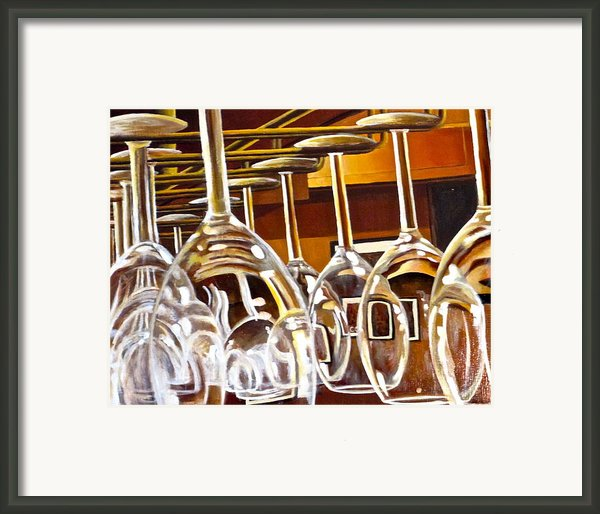 Fully Stocked Framed Print By Tim Eickmeier