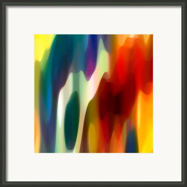 Fury 1 Framed Print By Amy Vangsgard