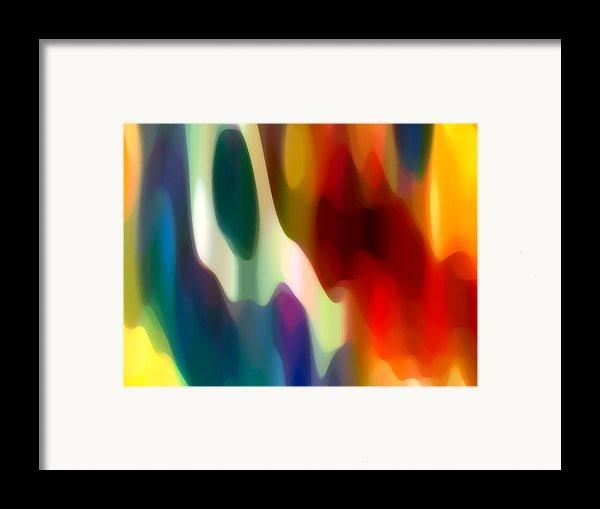 Fury 2 Framed Print By Amy Vangsgard