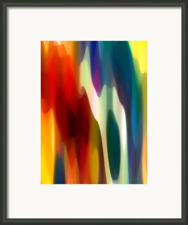 Fury 3 Framed Print By Amy Vangsgard