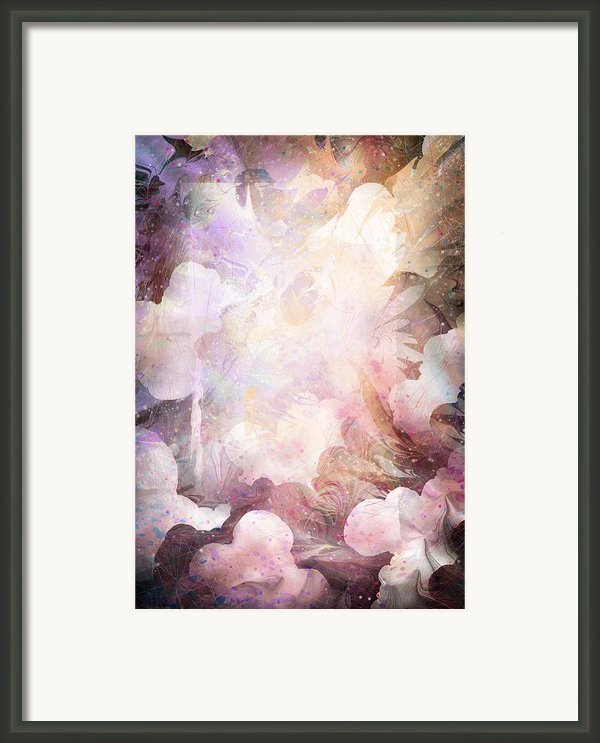 Gabriel Framed Print By Rachel Christine Nowicki