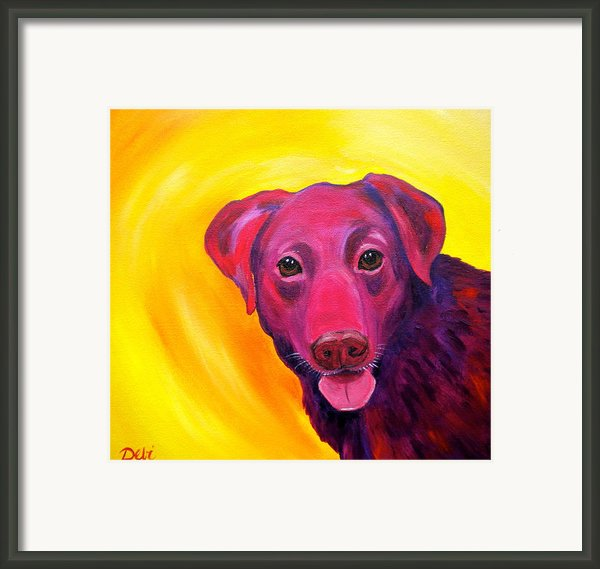 Gambit Framed Print By Debi Pople