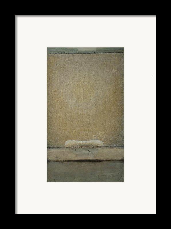 Gate Framed Print By Oni Kerrtu