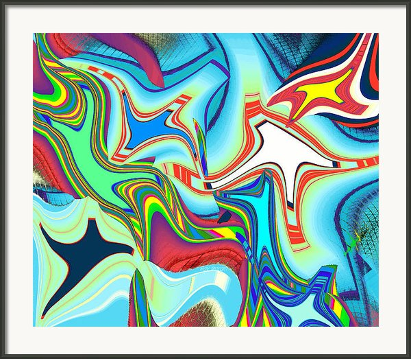 Ghosts Framed Print By Ray Yeargin