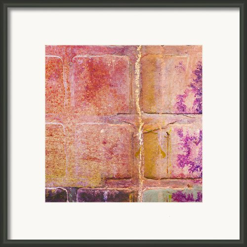 Glass Crossings 2 Framed Print By Carol Leigh