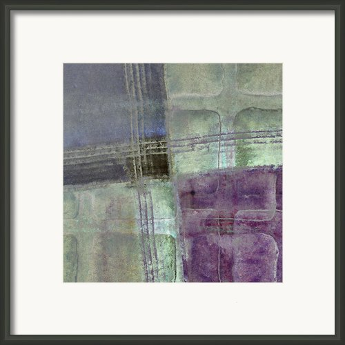 Glass Crossings Framed Print By Carol Leigh