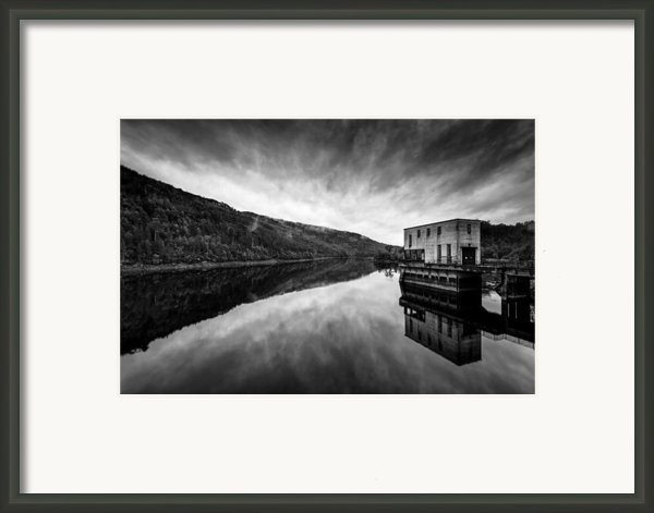 Glen Affric Framed Print By David Bowman