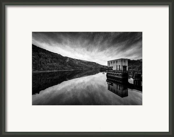 Glen Affric Framed Print By David Bowman