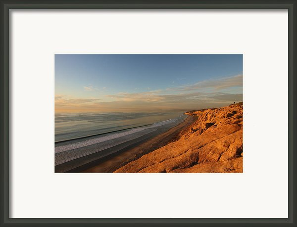 Glider Port Framed Print By Viktor Savchenko