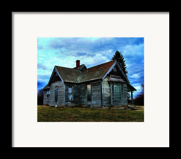 Glory Days Gone By Framed Print By Julie Dant