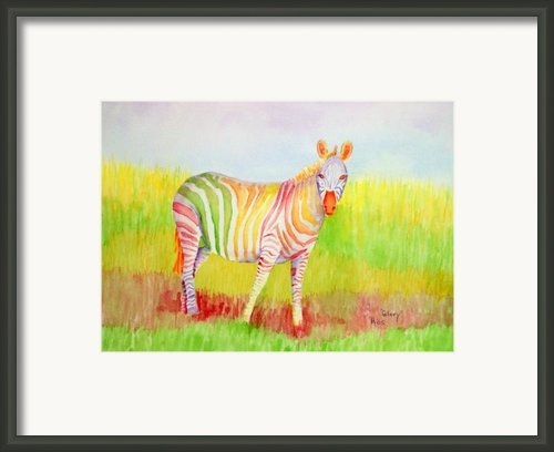 Glory Framed Print By Rhonda Leonard