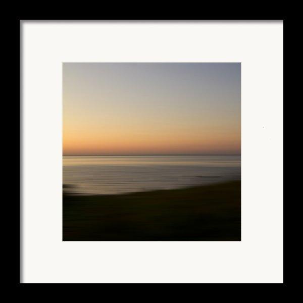Glow Framed Print By Bob Retnauer