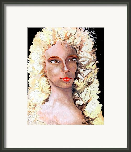 Goldilocks Framed Print By Daniel Janda