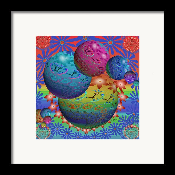 Good Mojo Framed Print By Anthony Caruso