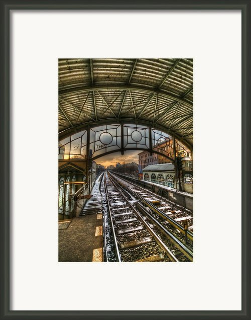 Gorlitzer  Framed Print By Nathan Wright