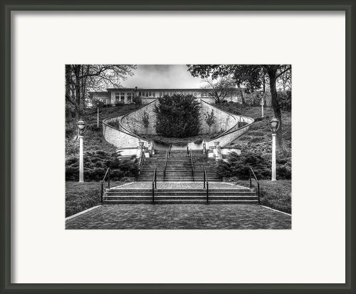 Grand Entrance Framed Print By Scott Norris