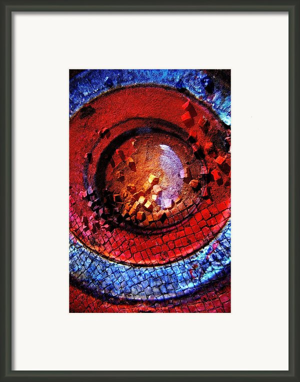 Hal Framed Print By Skip Hunt