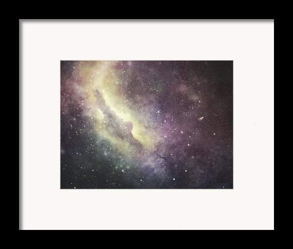 Halley 2 Framed Print By Cynthia Lassiter