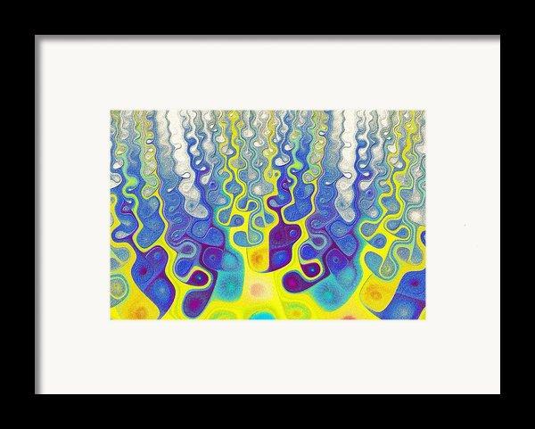 Happy Felt Framed Print By Anastasiya Malakhova