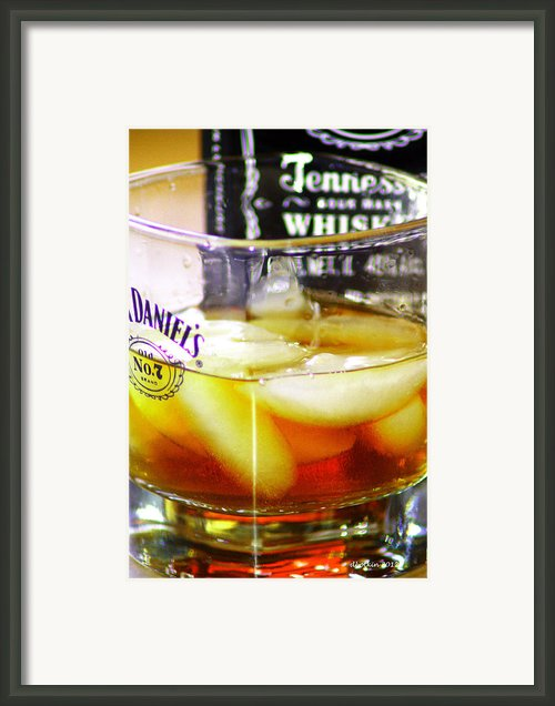 Happy Hour Framed Print By Dick Botkin