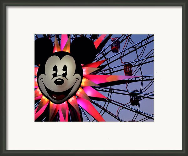 Happy Times Framed Print By Camille Lopez
