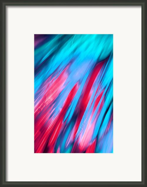 Happy Together Left Side Framed Print By Dazzle Zazz
