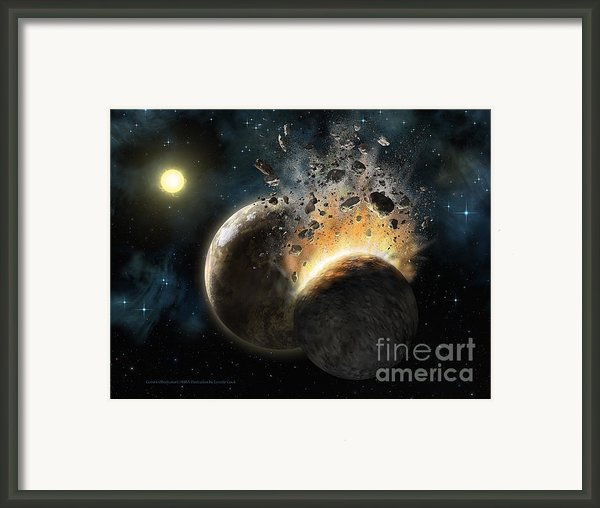 Hd 23514 Framed Print By Lynette Cook
