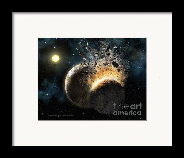 Hd 23514 Framed Print By Lynette Cook