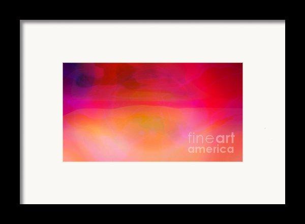 Heat Framed Print By Pauli Hyvonen