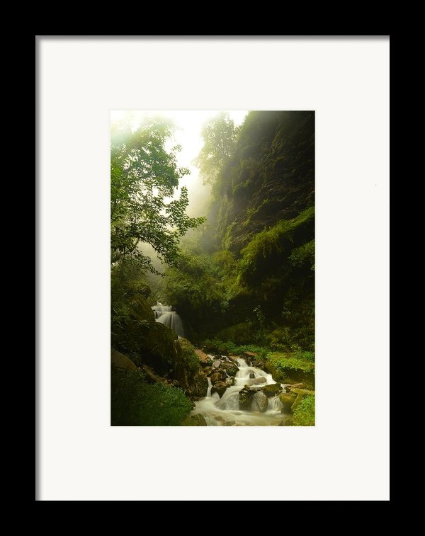 Heaven Calling Framed Print By Aaron S Bedell