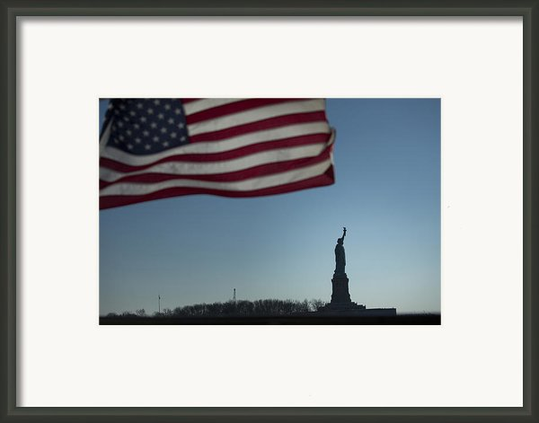 Home Of The Brave Framed Print By Mark Milar