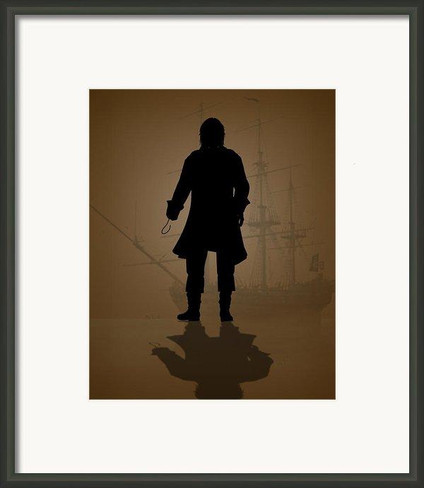 Hook Framed Print By Bob Orsillo