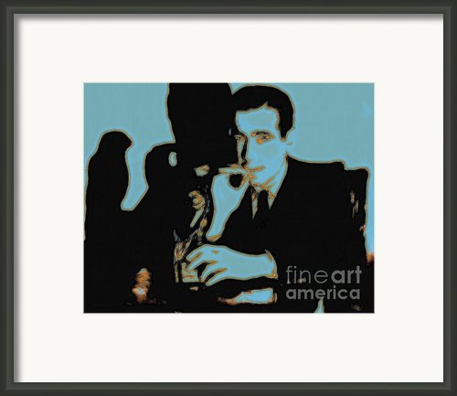 Humphrey Bogart And The Maltese Falcon 20130323p88 Framed Print By Wingsdomain Art And Photography