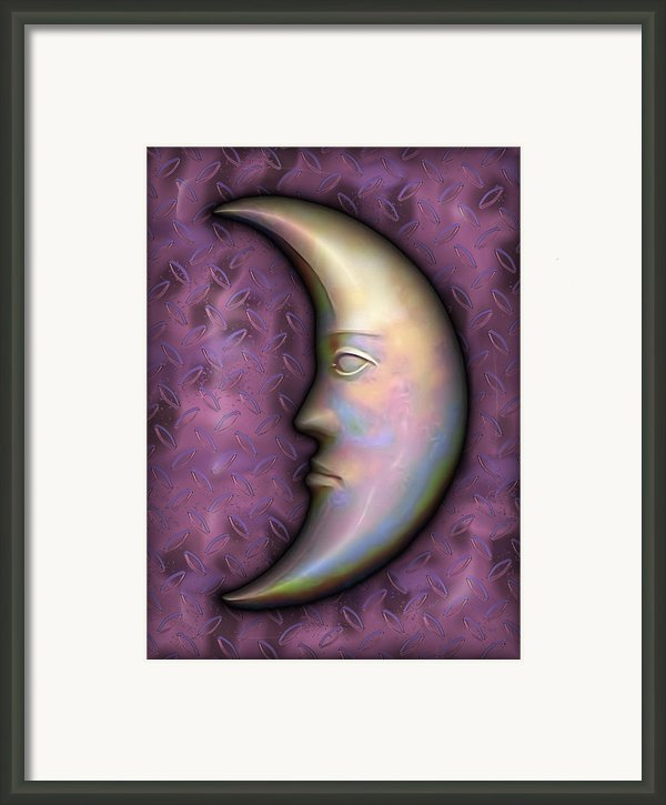I See The Moon 2 Framed Print By Wendy J St Christopher