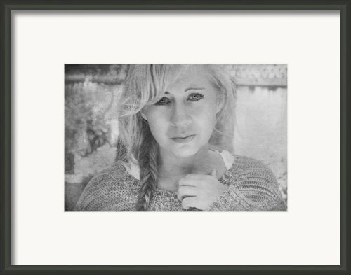 I Still Breathe Your Name Framed Print By Laurie Search