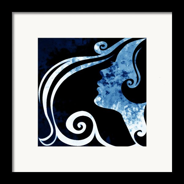 I Will Wait For You 2 Framed Print By Angelina Vick