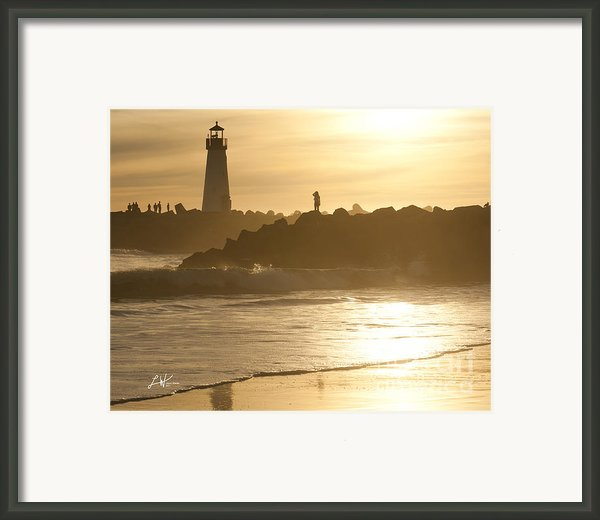I Will Wait For You Forever Framed Print By Artist And Photographer Laura Wrede