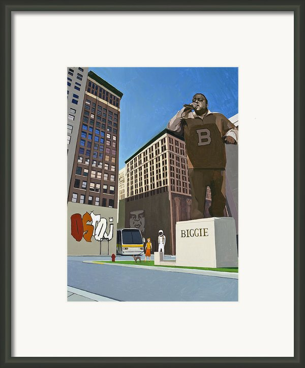 If You Dont Know Now You Know Framed Print By Scott Listfield
