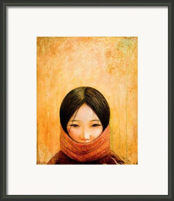Image Of Tibet Framed Print By Shijun Munns