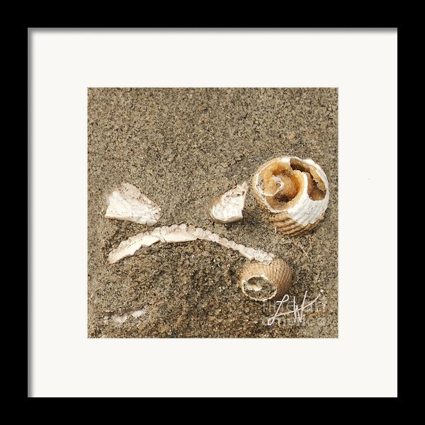 In A Forgotten Time Framed Print By Artist And Photographer Laura Wrede