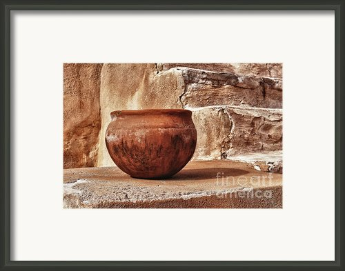 In Another Life Framed Print By Sandra Bronstein
