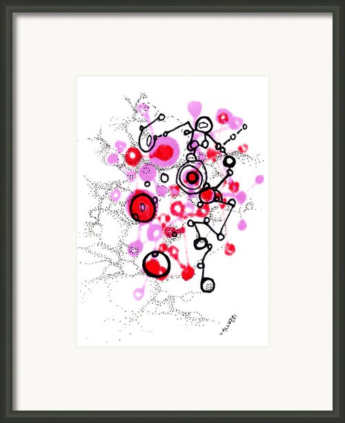 Incompatible Technologies Framed Print By Regina Valluzzi