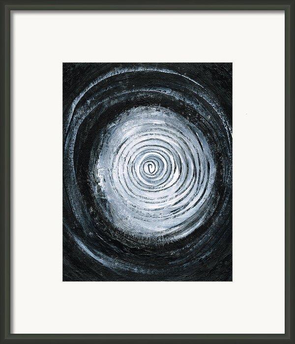 Infinate 1 Framed Print By Sharon Cummings