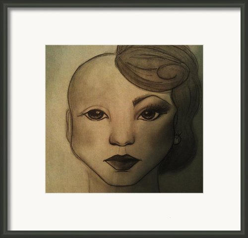 Infinite Beauty Framed Print By Megan Jenkins