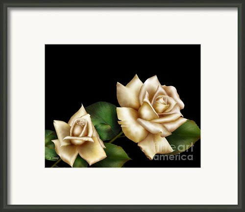 Innocence Framed Print By Cheryl Young
