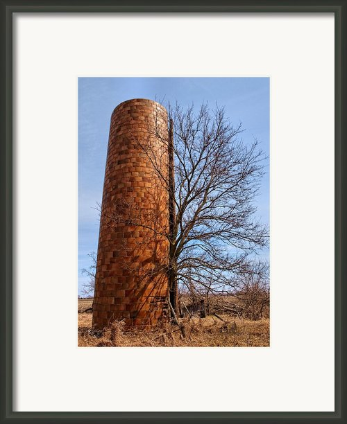 Inside Out Framed Print By Tom Druin