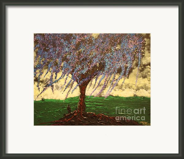Inspiration Of What Dreams May Come Framed Print By Stefan Duncan